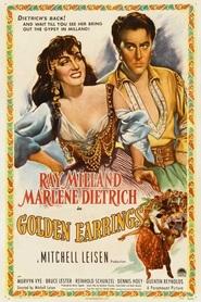 Golden Earrings is the best movie in Murvyn Vye filmography.