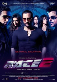 Race 2 is the best movie in Jaqueline Fernandes filmography.