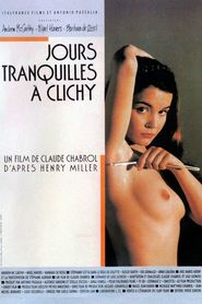 Jours tranquilles a Clichy movie in Mario Adorf filmography.