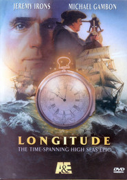Longitude movie in Jeremy Irons filmography.