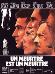 Un meurtre est un meurtre is the best movie in Michel Creton filmography.