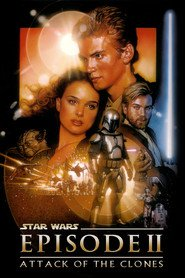 Star Wars: Episode II - Attack of the Clones movie in Samuel L. Jackson filmography.