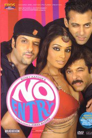 No Entry is the best movie in Paresh Ganatra filmography.