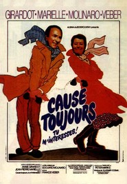 Cause toujours... tu m'interesses! movie in Jean-Pierre Marielle filmography.