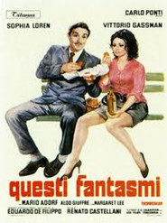 Questi fantasmi movie in Mario Adorf filmography.