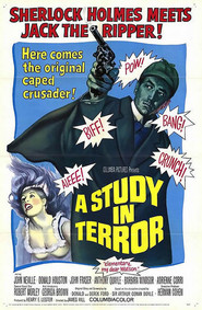 A Study in Terror is the best movie in Judi Dench filmography.