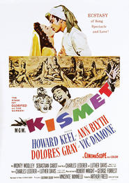 Kismet is the best movie in Mike Mazurki filmography.