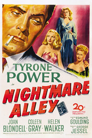 Nightmare Alley movie in Mike Mazurki filmography.