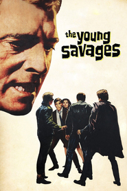 The Young Savages movie in Shelley Winters filmography.