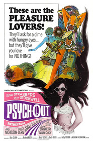 Psych-Out movie in Bruce Dern filmography.