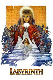 Labyrinth is the best movie in David Bowie filmography.
