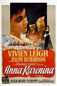 Anna Karenina movie in Niall MacGinnis filmography.
