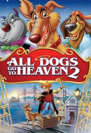All Dogs Go to Heaven 2 movie in Jim Cummings filmography.