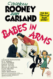 Babes in Arms movie in Judy Garland filmography.