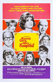 Buona Sera, Mrs. Campbell movie in Shelley Winters filmography.