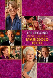 The Second Best Exotic Marigold Hotel movie in Judi Dench filmography.