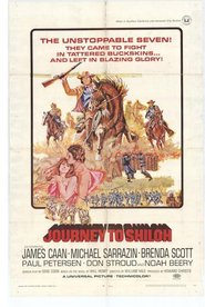 Journey to Shiloh movie in Harrison Ford filmography.