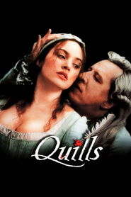 Quills movie in Geoffrey Rush filmography.