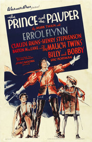 The Prince and the Pauper movie in Errol Flynn filmography.