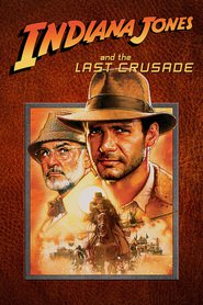 Indiana Jones and the Last Crusade movie in Harrison Ford filmography.
