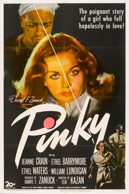 Pinky movie in Evelyn Varden filmography.