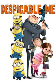 Despicable Me movie in Kristen Wiig filmography.