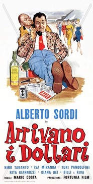 Arrivano i dollari! movie in Alberto Sordi filmography.