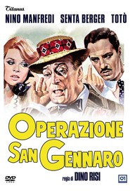 Operazione San Gennaro movie in Mario Adorf filmography.