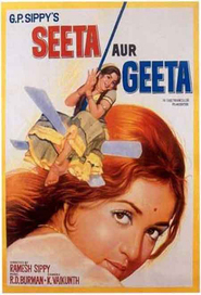 Seeta Aur Geeta movie in Sanjeev Kumar filmography.