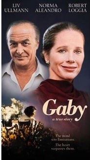 Gaby: A True Story is the best movie in Norma Aleandro filmography.