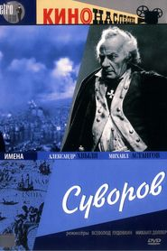 Suvorov movie in Mikhail Astangov filmography.