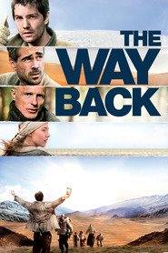 The Way Back movie in Colin Farrell filmography.