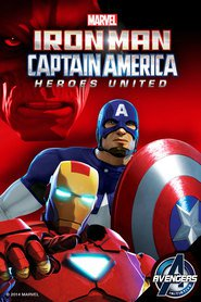 Iron Man and Captain America: Heroes United is the best movie in Roger Craig Smith filmography.