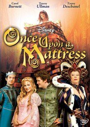 Once Upon a Mattress movie in Zooey Deschanel filmography.