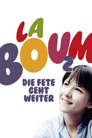La boum 2 movie in Sophie Marceau filmography.