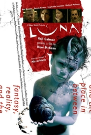 Luna movie in Zoe Saldana filmography.