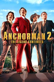 Anchorman 2: The Legend Continues is the best movie in James Marsden filmography.