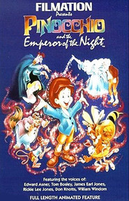 Pinocchio and the Emperor of the Night movie in Frank Welker filmography.