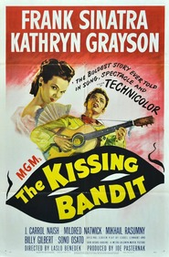 The Kissing Bandit movie in Ricardo Montalban filmography.