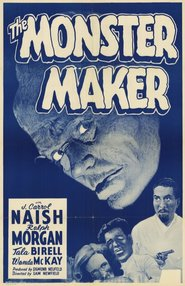 The Monster Maker movie in Glenn Strange filmography.