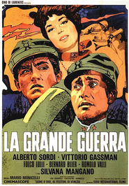 La grande guerra movie in Alberto Sordi filmography.