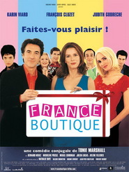 France Boutique movie in Judith Godreche filmography.