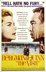 The Visit movie in Anthony Quinn filmography.