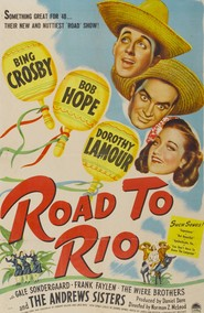 Road to Rio movie in Frank Faylen filmography.