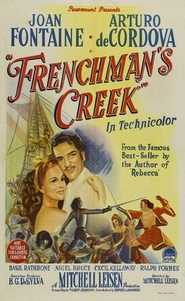 Frenchman's Creek is the best movie in Arturo de Cordova filmography.