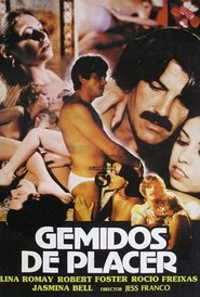 Gemidos de placer movie in Jesus Franco filmography.