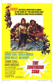 The Southern Star movie in Orson Welles filmography.