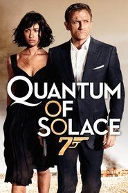 Quantum of Solace is the best movie in Olga Kurylenko filmography.