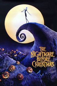 The Nightmare Before Christmas movie in Catherine O'Hara filmography.