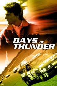 Days of Thunder movie in Nicole Kidman filmography.